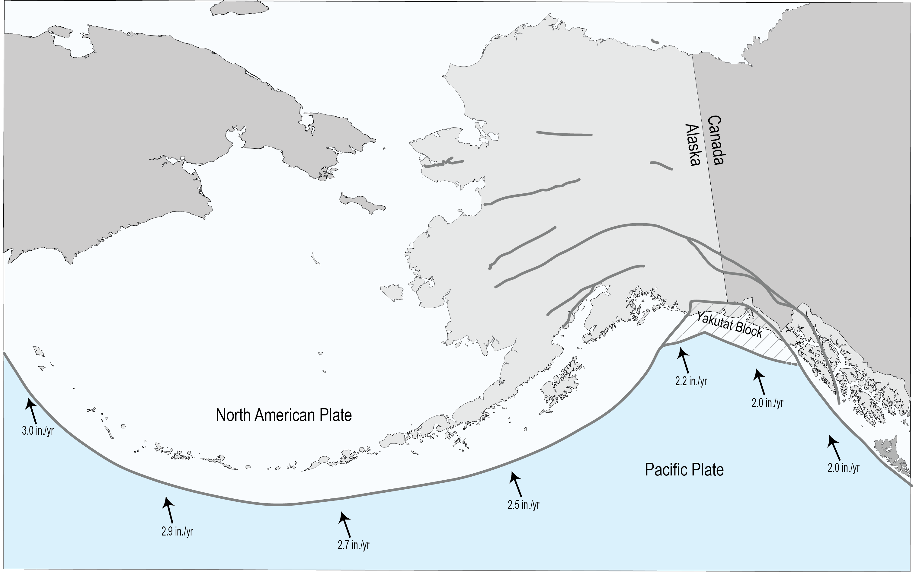 northern alaska tectonics Dwight bradley research geologist acadian tectonics, northern and other faunal links between lower paleozoic strata in northern and central alaska and.