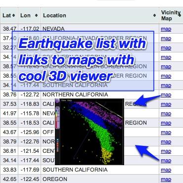 ltimos sismos en el mundo  Boletn de sismicidad reciente