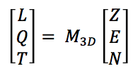 Three-D equation
